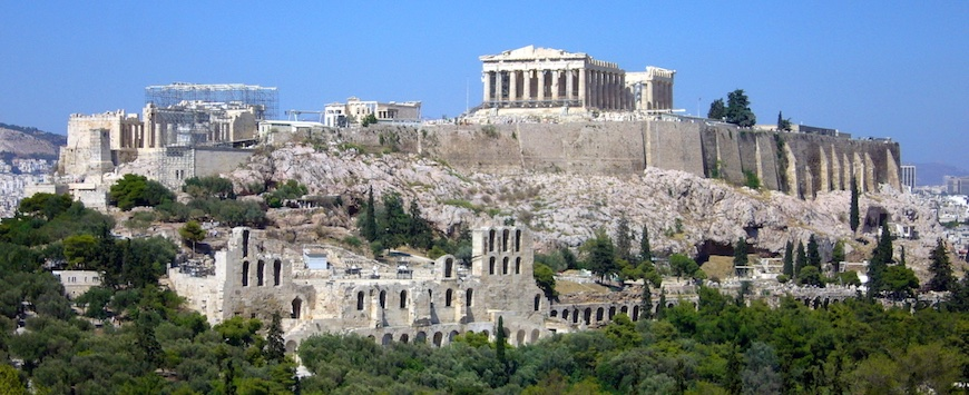 PIRAEUS Athens and Acropolis New Museum