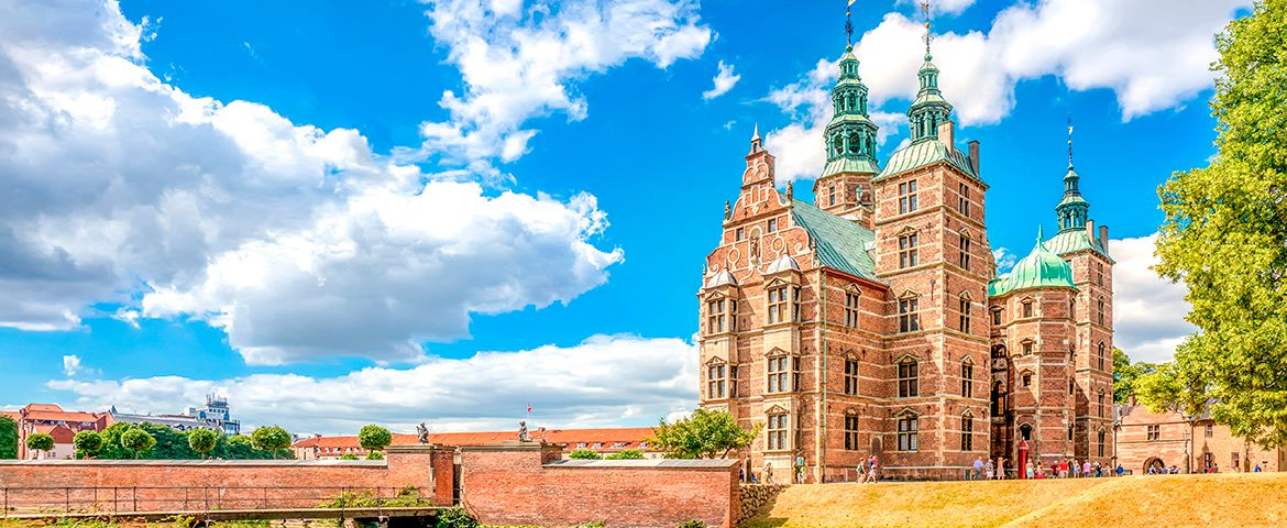 COPENHAGEN City Tour and Free Time