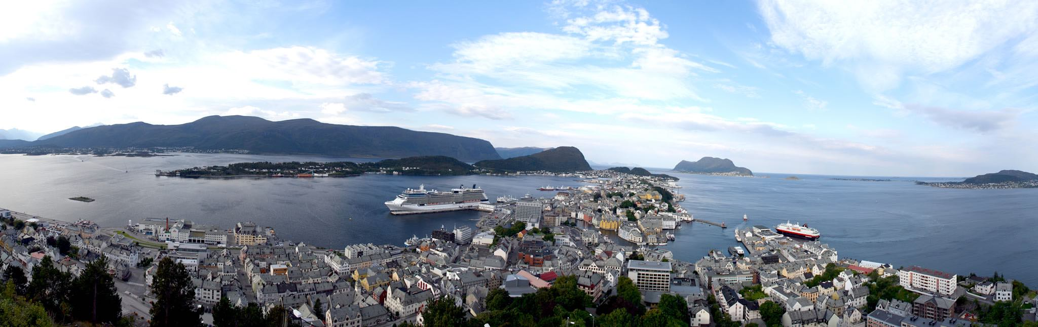 Alesund Shore Excursions Group
