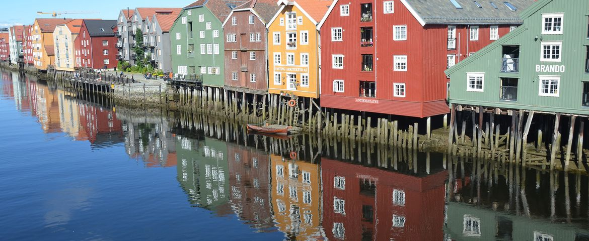 Shore excursion: TRONDHEIM City Tour
